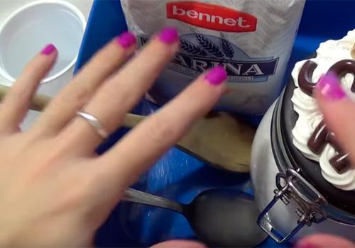 Come si prepara la  pasta di sale